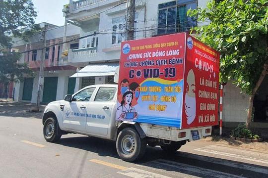 Hơn trăm ca dương tính trong 24 giờ, Phú Yên thành điểm nóng COVID-19 ở miền Trung