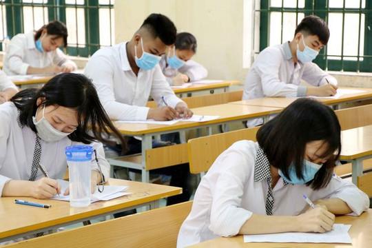 Bộ Giáo dục và Đào tạo ấn định lịch thi tốt nghiệp THPT 2021 đợt 2