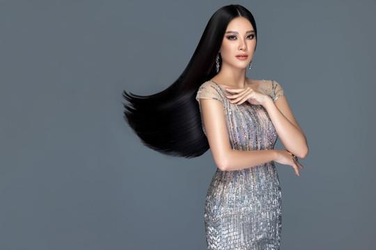 Á hậu Kim Duyên đại diện Việt Nam thi Miss Universe tại Israel