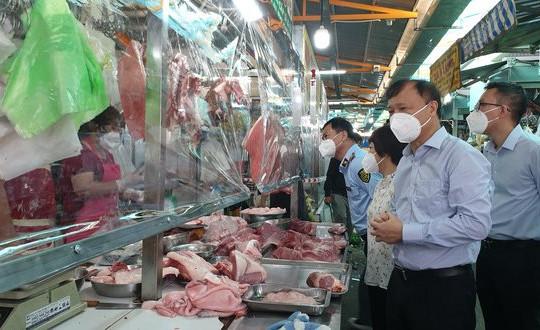 Bộ Công Thương đề nghị TP.HCM mở cửa thêm chợ truyền thống
