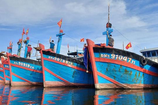Xử nghiêm việc móc nối đưa ngư dân khai thác hải sản trái phép ở nước ngoài