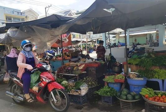 An Giang: Cán bộ sẽ cải trang đi kiểm tra, xử lý sai phạm tại chợ truyền thống