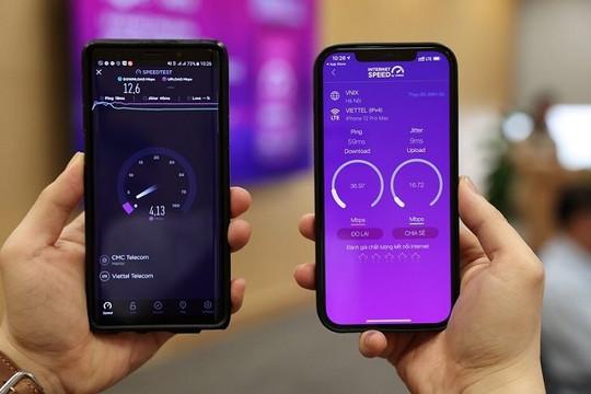 Người dùng được miễn cước data khi sử dụng ứng dụng i-Speed
