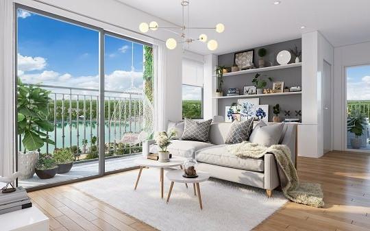 Cách gia đình đa thế hệ lựa chọn ở tách riêng khi mua combo căn hộ chung cư