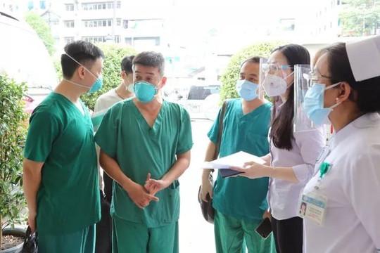 Người dân cần khai báo y tế đầy đủ, liên tục để Hà Nội truy vết, dập dịch