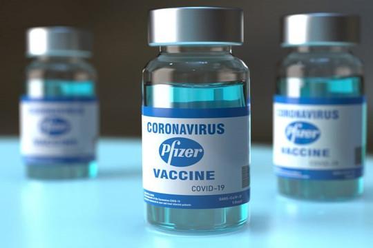 1,3 triệu liều vắc xin Pfizer do Mỹ trao tặng đã đến TP.HCM sáng nay