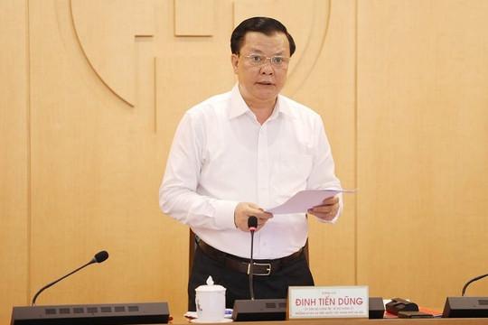 Bí thư Hà Nội: Cần thiết sẽ huy động trực thăng để vận chuyển thuốc men, thực phẩm