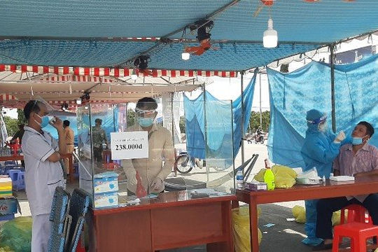 Sở Y tế Vĩnh Long thông tin thêm về việc 21 người dự đám tang dương tính SARS-CoV-2