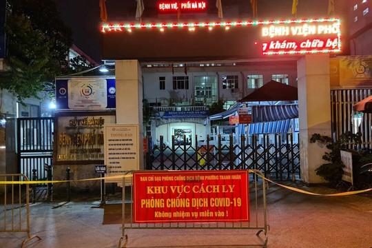 Phát hiện 14 ca dương tính COVID-19, Bệnh viện Phổi Hà Nội bị cách ly, dừng nhận bệnh nhân