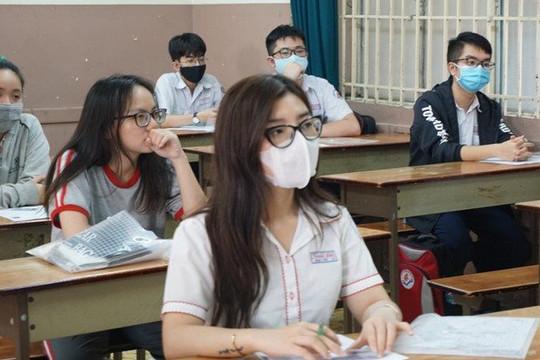 TP.HCM công bố kết quả đợt 1 kỳ thi tốt nghiệp THPT 2021