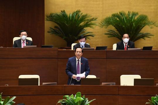 Bộ trưởng Đào Ngọc Dung: Xóa nghèo cho mọi người, mọi nơi, mọi thời điểm