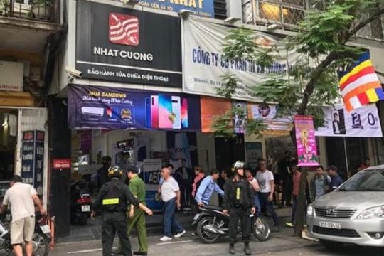 Ông Nguyễn Đức Chung khiến lãnh đạo, cán bộ Sở KH-ĐT phải thực hiện hành vi sai phạm