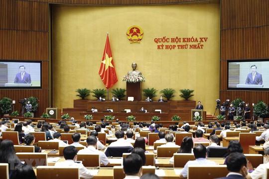 Hôm nay Quốc hội phê chuẩn việc bổ nhiệm Phó Thủ tướng, Bộ trưởng và thành viên khác của Chính phủ