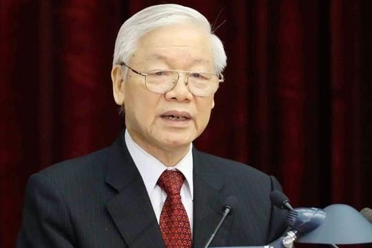 Tổng bí thư Nguyễn Phú Trọng ra lời kêu gọi toàn dân chống dịch COVID-19