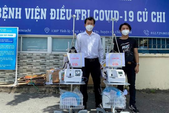 Be Strong Việt Nam 24/7 quyên góp hơn 40 tỉ đồng giúp chống dịch COVID-19