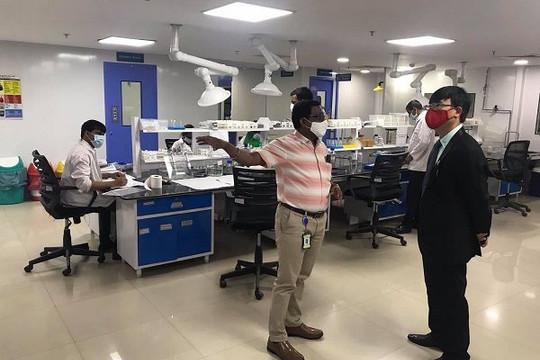 Ấn Độ sẵn sàng phối hợp với Việt Nam để sản xuất vắc xin COVID-19