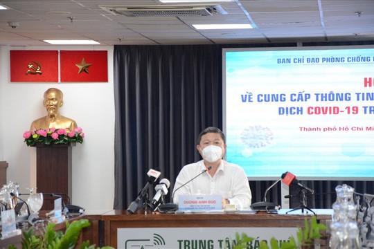 TP.HCM: Bất cứ ai sinh sống trên địa bàn TP đều được tiêm chủng