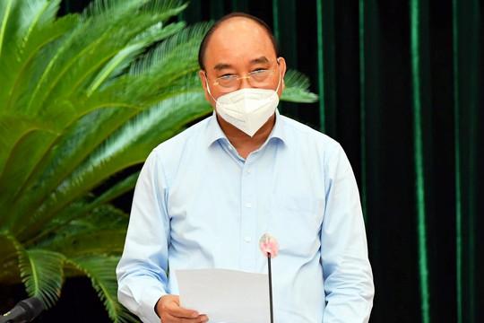 Chủ tịch nước Nguyễn Xuân Phúc: Cần xử lý cán bộ cơ sở nếu để dân thiếu lương thực