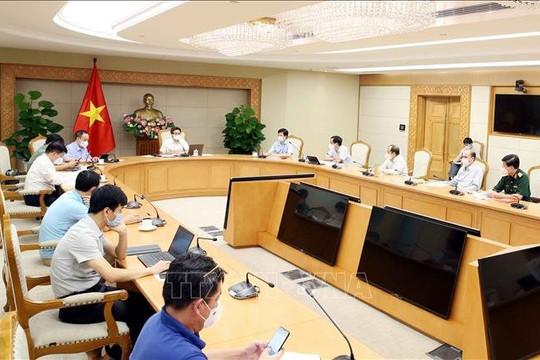 Kiến nghị giãn cách xã hội thêm 14 ngày tại 19 tỉnh, thành phố phía Nam