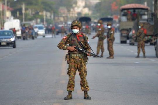 Tình hình Myanmar sau 6 tháng