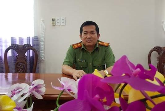 Những 'dấu ấn' của đại tá Đinh Văn Nơi – Giám đốc Công an tỉnh An Giang