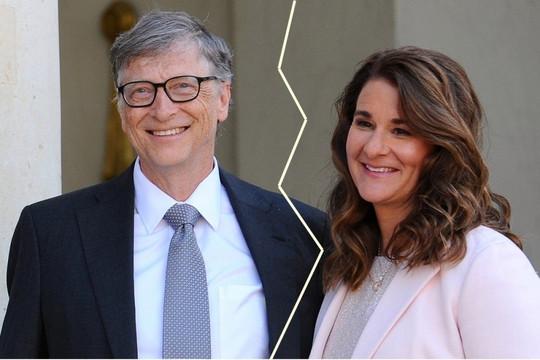 Vợ chồng tỷ phú Bill Gates hoàn tất vụ ly hôn