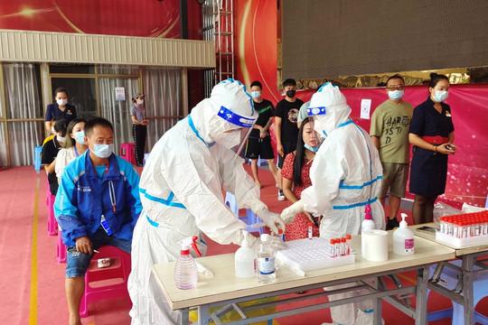 Trung Quốc bắt đầu giảm sút tự tin trong việc kiểm soát dịch lây do biến chủng Delta
