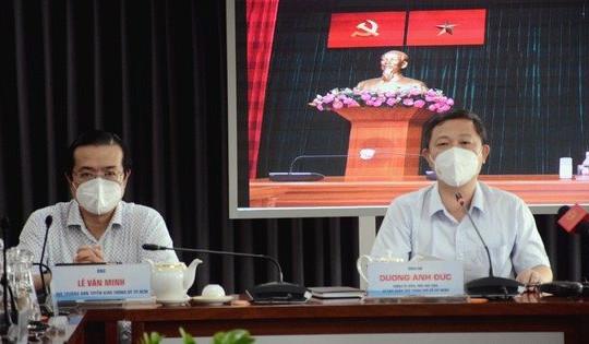 Phó Chủ tịch UBND TP.HCM Dương Anh Đức: Thận trọng khi mua test nhanh trên mạng
