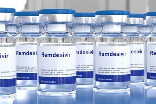 Thêm 100 ngàn liều Remdesivir điều trị COVID-19 sẽ về Việt Nam vào tuần sau
