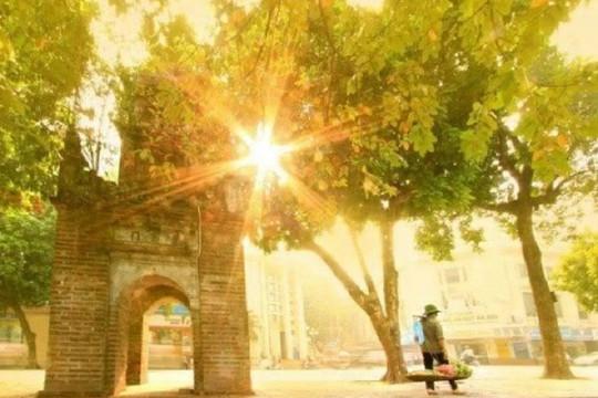 Ngày 7.8, Hà Nội nắng nóng gay gắt
