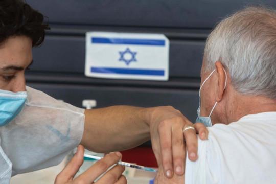 4.500 người Israel tiêm liều vắc xin Pfizer thứ 3 gặp tác dụng phụ gì?