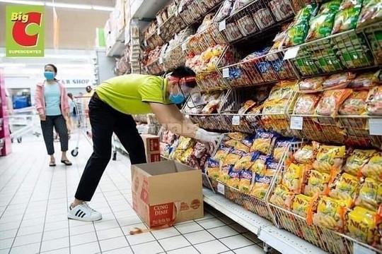 TP.HCM cho phép nhân viên siêu thị ra đường sau 18 giờ