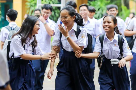 Bộ GD-ĐT cảnh báo tin giả về tổ chức thi tốt nghiệp THPT năm 2022