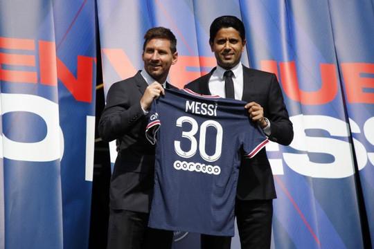 Messi tham gia cơn sốt tiền điện tử, nhận một phần phí từ PSG bằng fan token
