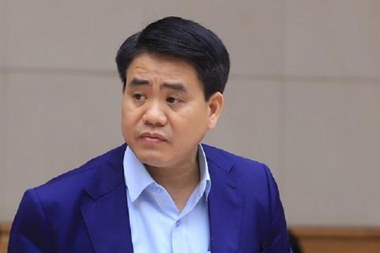 Bộ Công an: Bị can Nguyễn Đức Chung quanh co, chối tội trong vụ mua chế phẩm Redoxy