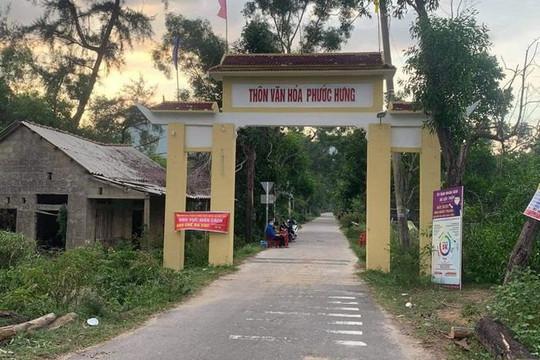 Thừa Thiên - Huế: 6 anh em nghi nhiễm, từng đến nhiều đám giỗ