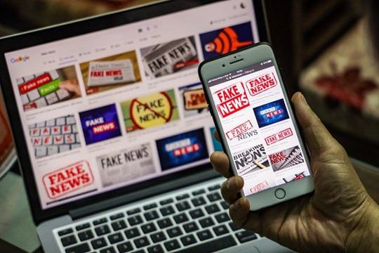 Xử phạt hàng loạt tài khoản Facebook đưa tin sai sự thật