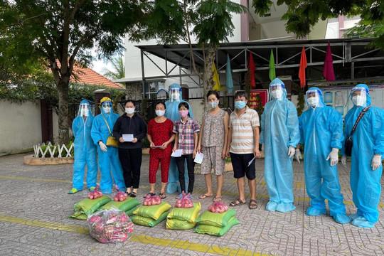 Giúp đỡ người dân, công nhân đang khó khăn vì COVID-19