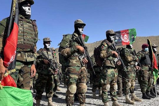 Tổng thống Mỹ chê tinh thần chiến đấu của quân đội Afghanistan như những kẻ ăn hại