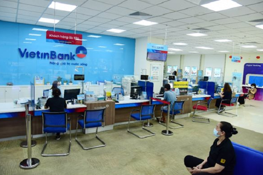 VietinBank bổ sung hàng chục nghìn tỉ đồng lãi suất ưu đãi hỗ trợ khách hàng vượt qua đại dịch