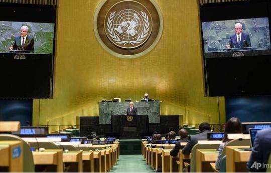 Tình hình Myanmar: Cuộc chiến tại Đại hội đồng Liên Hợp Quốc