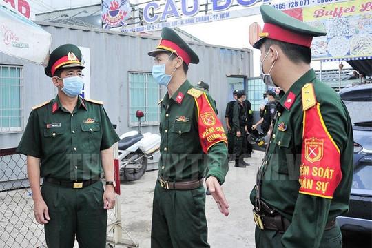 Bộ trưởng Quốc phòng: Quân đội sẵn sàng triển khai giúp TP.HCM chống dịch