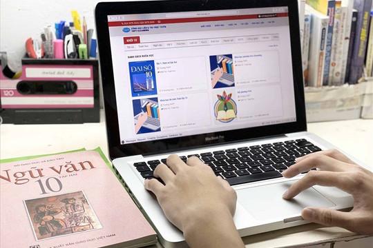 Bộ GD-ĐT đề nghị các trường ĐH cho thí sinh xác nhận nhập học trực tuyến