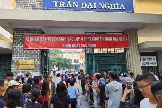 TP.HCM công bố phương án xét tuyển lớp 6 Chuyên Trần Đại Nghĩa