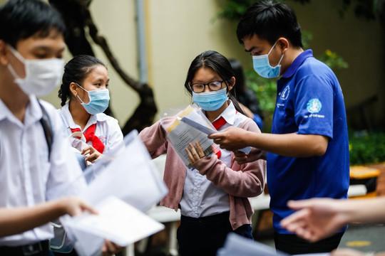 TP.HCM: Công bố điểm chuẩn tuyển sinh lớp 10 các trường THPT