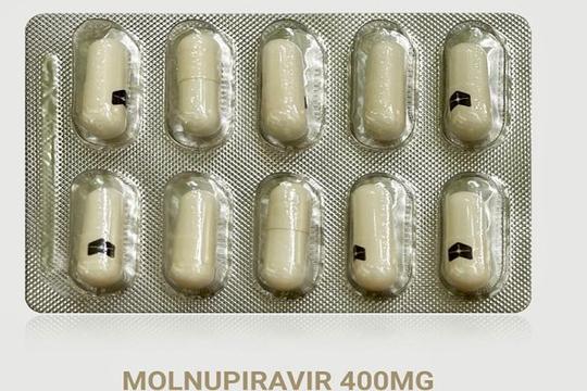 TP.HCM: Hơn 100 nghìn F0 điều trị tại nhà được miễn phí thuốc Molnupiravir