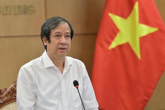 Bộ GD-ĐT yêu cầu không để tình trạng lạm thu và thiếu SGK đầu năm học