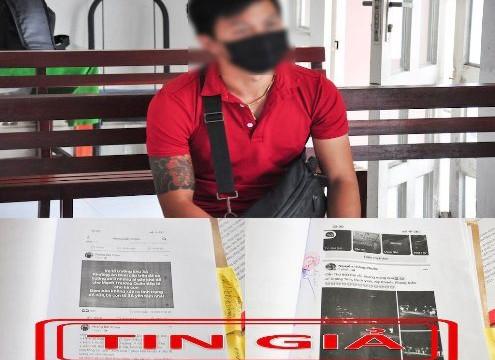 Đăng tin Cần Thơ 'thất thủ' lên Facebook, người đàn ông bị phạt 10 triệu đồng