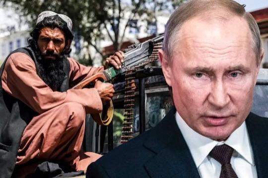 Đại sứ quán ở Afghanistan vẫn hoạt động, Nga muốn lấp đầy khoảng trống quyền lực khi Mỹ rút quân