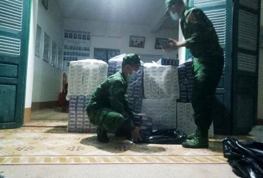 Biên phòng An Giang và mục tiêu kép: vừa chống buôn lậu, vừa chống nhập cảnh trái phép